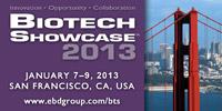 Biotech Showcase 2013