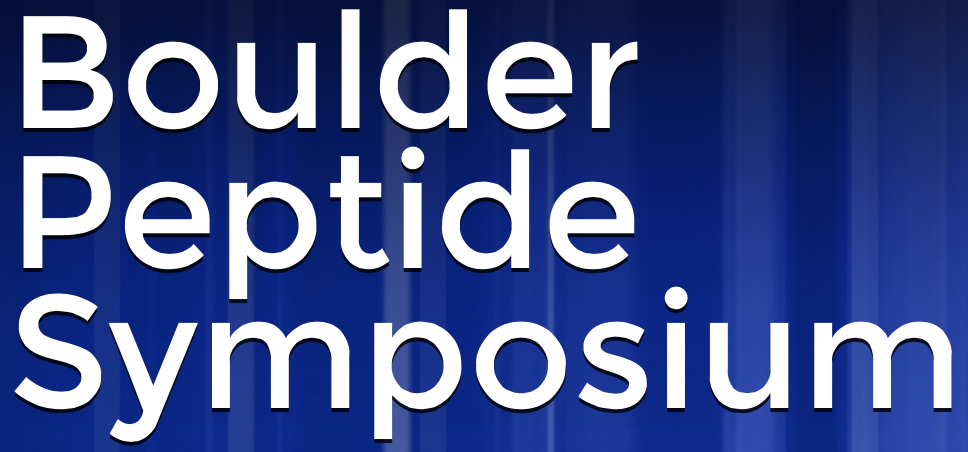 Boulder Peptide Symposium